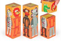 Puzzle hayvanlar