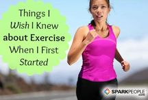 Exercise Info / by Hippy Treasure