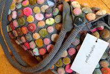 ENTU MANO LOLLEWES / Estilo de bolsos creaciones de Sophie Digard
