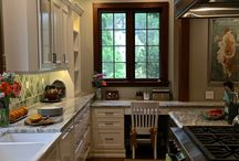 White Kitchens / White Painted cabinetry in lots of styles and finishes