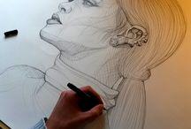 cosas para dibujar