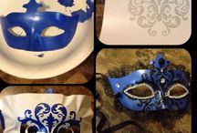 masquerade / Ideas for party