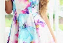 Anna's dresses
