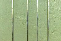 Brendon's Walking canes & Snake hooks. / I make custom walking canes and snake hooks for the individual.
