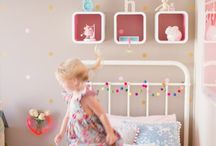 Toddler bedrooms girls