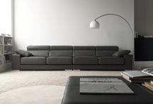 Sofa / Sofa cherlot y 3+2 en Piel sintetica y Polipiel