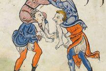 middelalder lege mm
