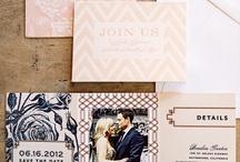 Wedding Invitations / by Erica Benner