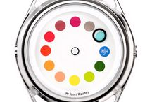 Mr Jones watches / Watches by Mr Jones / by Dezeen Watch Store