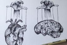 Ilustraciones | medicina ❤️