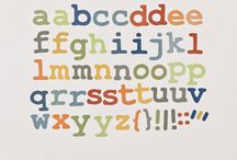 Fonts and Calligraphy / by D Glynn
