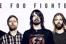 Foo Fighters World Tour / 20th Anniversary World Tour Ziggo Dome Amsterdam