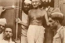 Mahatma Gandhi / Galleria di immagini in ricordo del Mahatma Gandhi