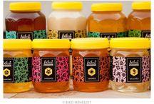 Mézeink // Honey