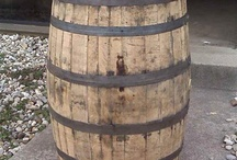 WHISKEY BARREL / by Pamela Bibbee