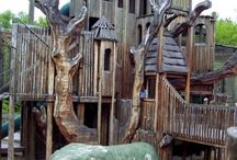 Kids backyards and rooms