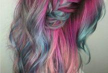 Simple hair style ideas