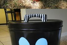 trashcan diy