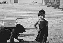 Ελλάδα σε άσπρο - μαύρο