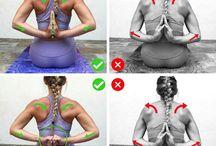 Prayer backward pose
