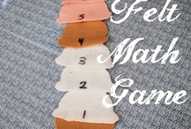 Math Learning Activities / by Fun at Home with Kids