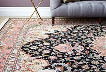 Fine Rugs & Runners / Nice floor runners & rugs can transform a bland hallway, entry, staircase, or niche into a warm, inviting space in keeping with the rest of your home.