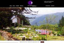 Web para Los Arándanos / Desarrollo web para Restaurante Los Arándanos