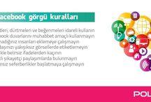 Sosyal medya adab-I muaşeret / www.polodesign.com