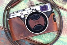 Camera Half Cases