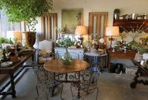 Adams Antiques & the Potager