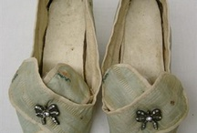 antique shoe splendour / impossible to wear; lovely to behold...