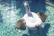 COCO / Our Luxury white and gold pegasus float  Coco is a mythical pegasus that will take your floating experience to cloud nine. Coco's white and gold complexion and heavenly features make him the ultimate float & chill bae, so get ready to fall in love with the Coco this summer.   Every Goddess needs a pegasus.