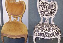 Furniture / by Azriel Hanson-Collura