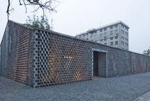 Concrete Block _ Mundane Magic / Concrete Blocks used beautifully