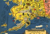MAPS interesting/vintage...