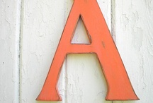 Wall Art Letters for weddings, decoration, nursery,kids rooms and more letters, letters, letters! / Decorative cut and hand painted wooden letters for your wall art. For weddings, nursery, kids rooms. Alphabet, typography, word art, initial, monogram, shabby chic, cottage, lake house, resturaunt, bed and breakfast, country decor, rustic, distressed, signs, handmade, art, photo props.   / by Twigs2 Whirligigs