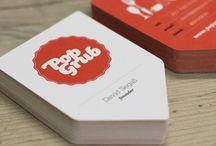 Business Card Designs / by Taroon Tyagi