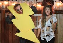 Couple Halloween costumes / Fun his and her Halloween costume and fancy dress ideas http://weddingjournalonline.com/