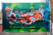 World of Urban Art : ROJO ROMA  [Argentina]