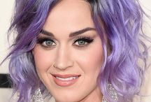 Katy perry haarkleur