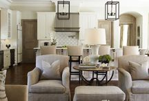 Family Rooms / by Mona Thompson / Providence Design