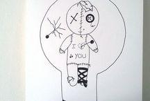 Idées d'illustrations bujo - Ampoule