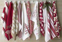 The Christmas Home / The Christmas dressed home