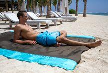 Cestovanie a kempovanie / Využitie hojdaích sietí a závesných kresiel pri cestovaní v kempoch, v prírode či na pláži.