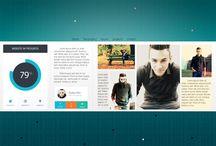 Web Design Portfolio [Tudor Alin] / My creations among the time.