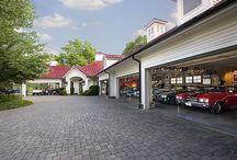 Dream garage / Dream car