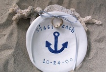 My nautical kitchen / Nautical themed Home decor / by Emily Campbell