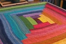 DIY dywaniki, podkładki, koce