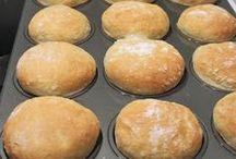 sämpylä, leipä