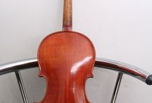 My Violin / The most beautifull music instrument.